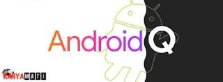 """Ini Dia Bocoran Android Q(10.0) """"Ui Serba Gelap?"""" """"Eksternal Display?"""""""