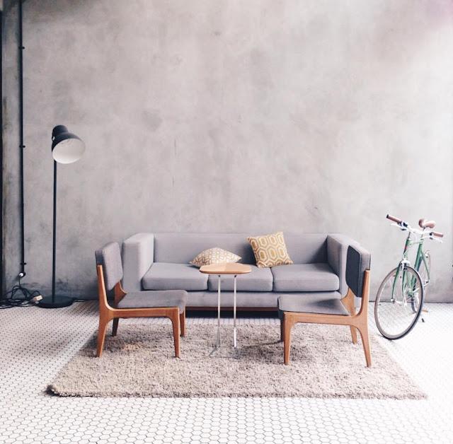 dekoratif dinding minimalis