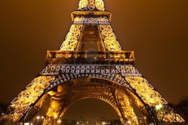 Paris France December