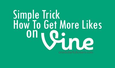 Vine Likes