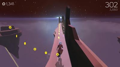 لعبة Sky Dancer مهكرة للأندرويد، لعبة Sky Dancer كاملة للأندرويد
