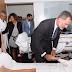 Heridos en los atentados rechazan a los reyes Felipe VI y Letizia en su visita al hospital
