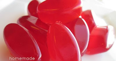 Frugal Fun: Homemade Jello Fruit Snacks