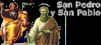 Resultado de imagen para SAN PEDRO Y SAN PABLO, Apóstoles
