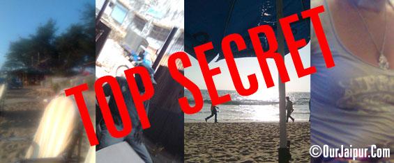 Mission Impossible (Fish Eye) Goa.