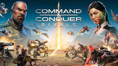 Command & Conquer: Rivals Mobil Strateji Oyunu