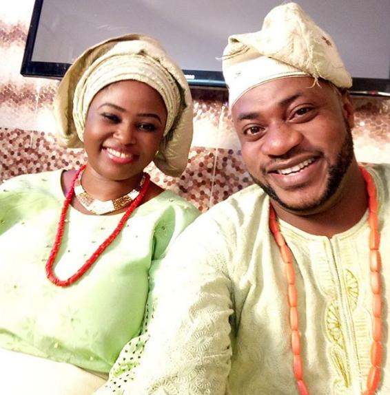 Odunlade Adekola Weds Bukola Awoyemi Arugba In Owo Agbara