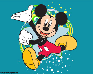 Funny Picture Clip: Very Cool Cartoon Wallpaper - Mickey ...