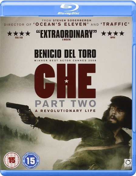 Che: Part Two (2008) m1080p BDRip 11GB mkv Latino DTS 5.1 ch
