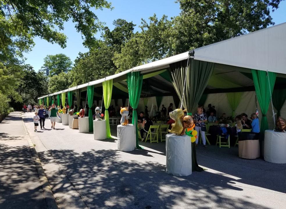 Houston Arboretum and Nature Center Wedding Venues