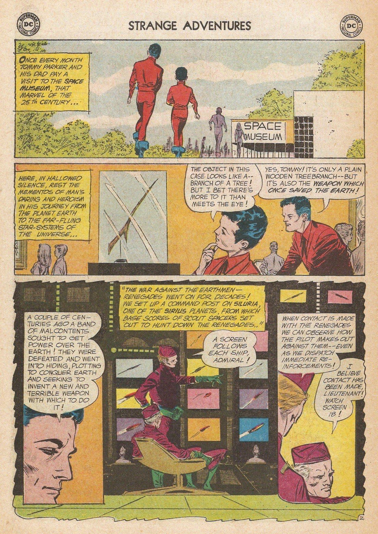 Strange Adventures (1950) issue 139 - Page 26