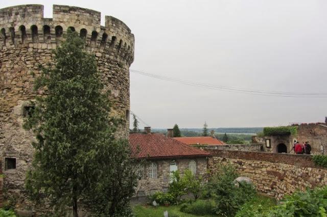 Belgrado - fort