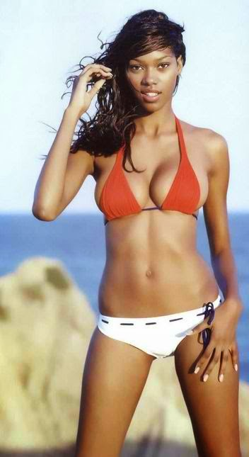 Annie Ilonzeh Bikini Bikini Photos