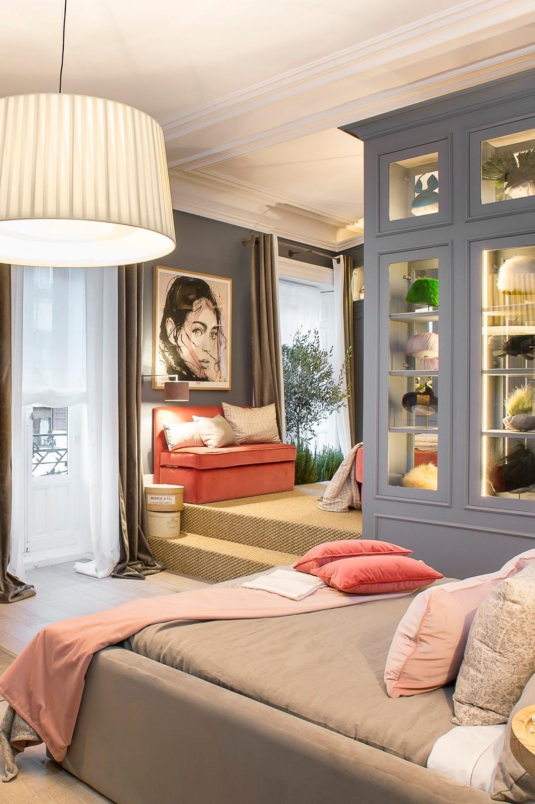 con otros ojos blog de dise o y decoraci n coton et bois en casa decor 2018 el coleccionista. Black Bedroom Furniture Sets. Home Design Ideas