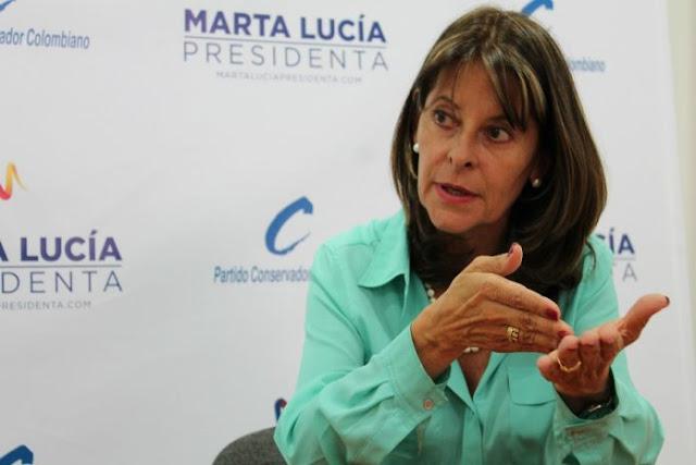 """Candidata presidencial de Colombia: """"América Latina debe asumir cuotas de venezolanos"""""""