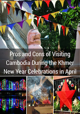 Sidewalk Safari - Pros and Cons of Visiting Cambodia During the Khmer New Year Celebrations in April