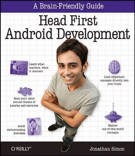 Head First Android Development by Jonathan Simon