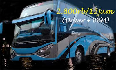 Harga Sewa Jet Bus Pariwisata di Jogja