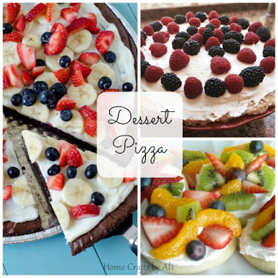 national pizza day recipes dessert fruit