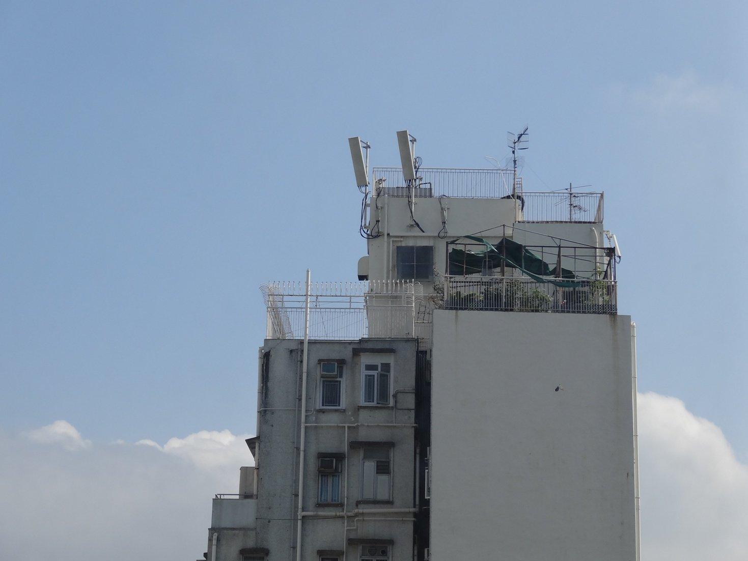 電磁波日記 HK EMF: 鴨脷洲與電磁波輻射 (高寶閣)