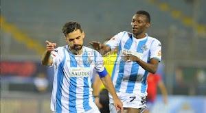 بيراميدز ينجو من فخ الانتاج الحربي ويحقق الفوز عليه بثلاث اهداف لهدفين في الدوري المصري