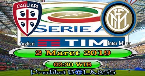 Prediksi Bola855 Cagliari vs Inter Milan 2 Maret 2019