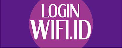 Cara Login Wifi.id Di Laptop atau Di HP Ampuh Sangat Download Aja Disini