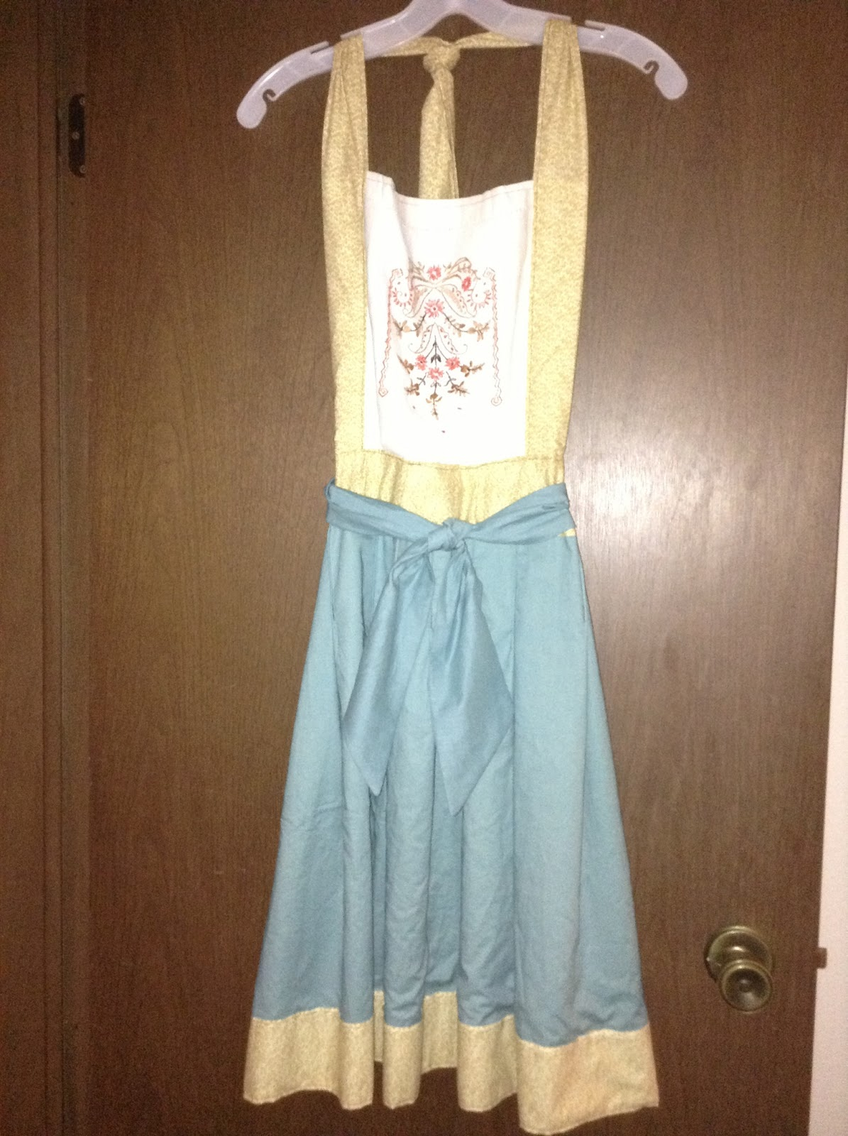 Look to Him and be Radiant: Life is better when you wear an apron