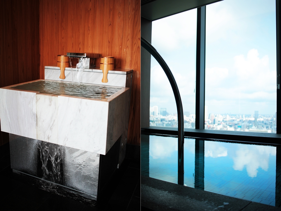 spa wellness japan