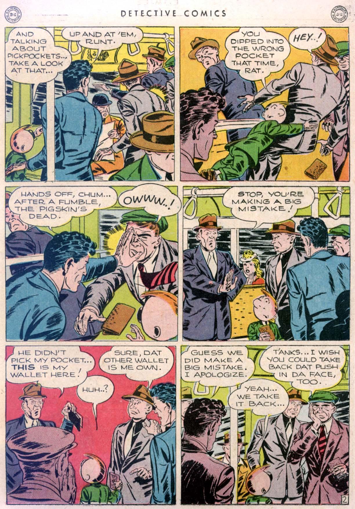 Read online Detective Comics (1937) comic -  Issue #106 - 21