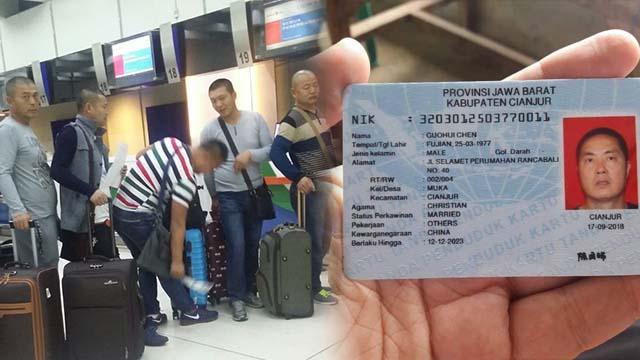 Heboh WN China Punya e- KTP, Prodem: Patut Dicurigai Ada Agenda Terselubung