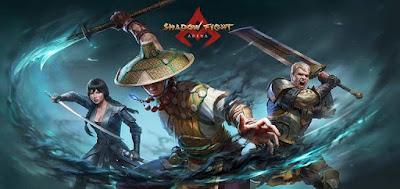 Shadow Fight Arena MOD (All Region Unlock) APK + OBB Download