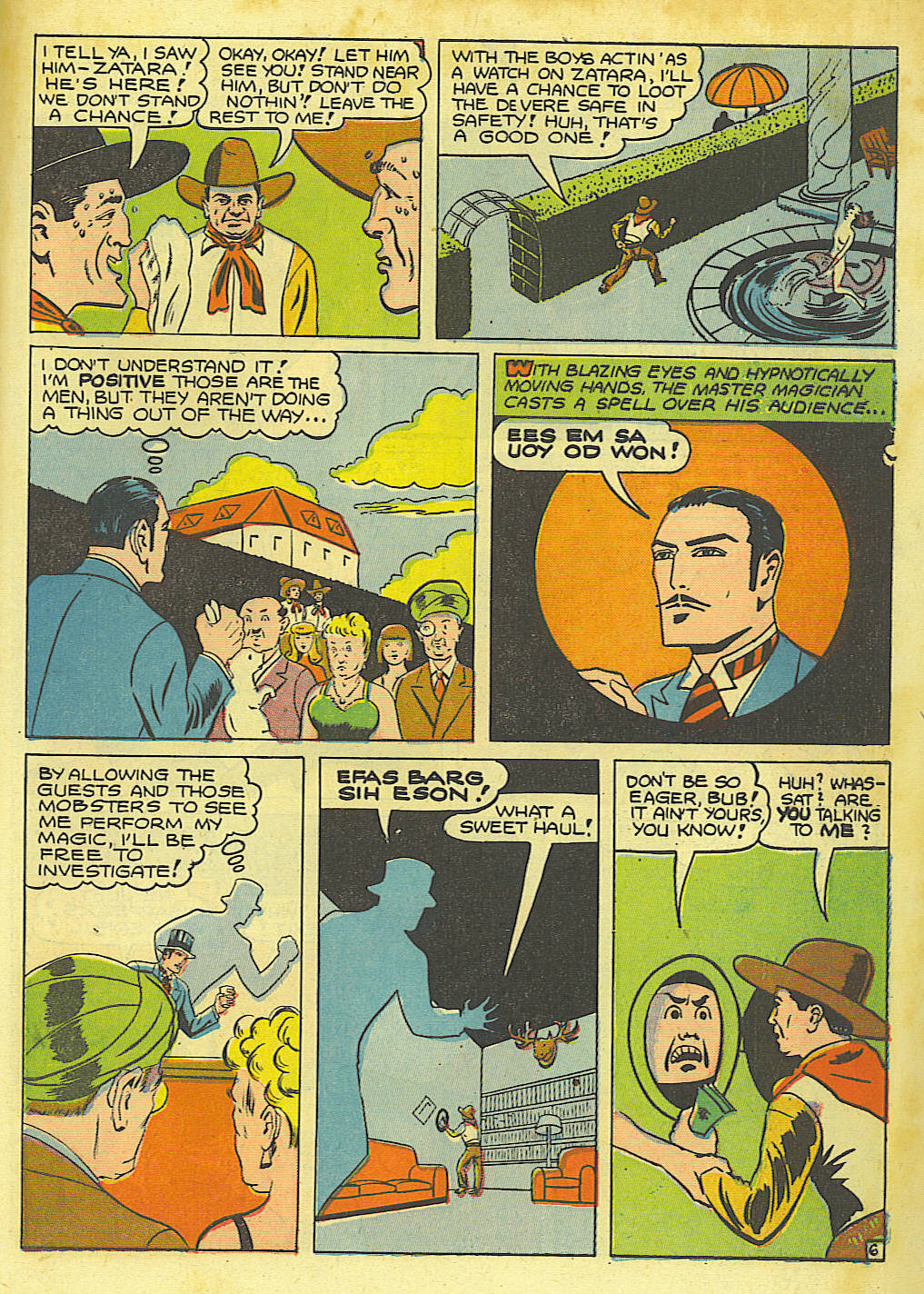 Read online Action Comics (1938) comic -  Issue #67 - 55