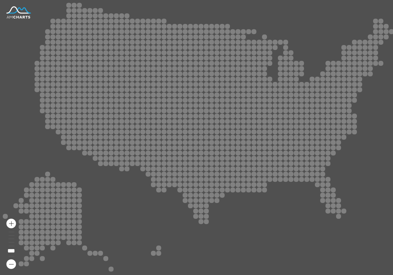 via maps mania the pixel map generator enables you to create highly stylized i e pixelated maps which may be useful for illustrative purposes or as base
