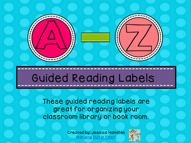 http://www.teacherspayteachers.com/Product/Guided-Reading-Labels-Free-1303486