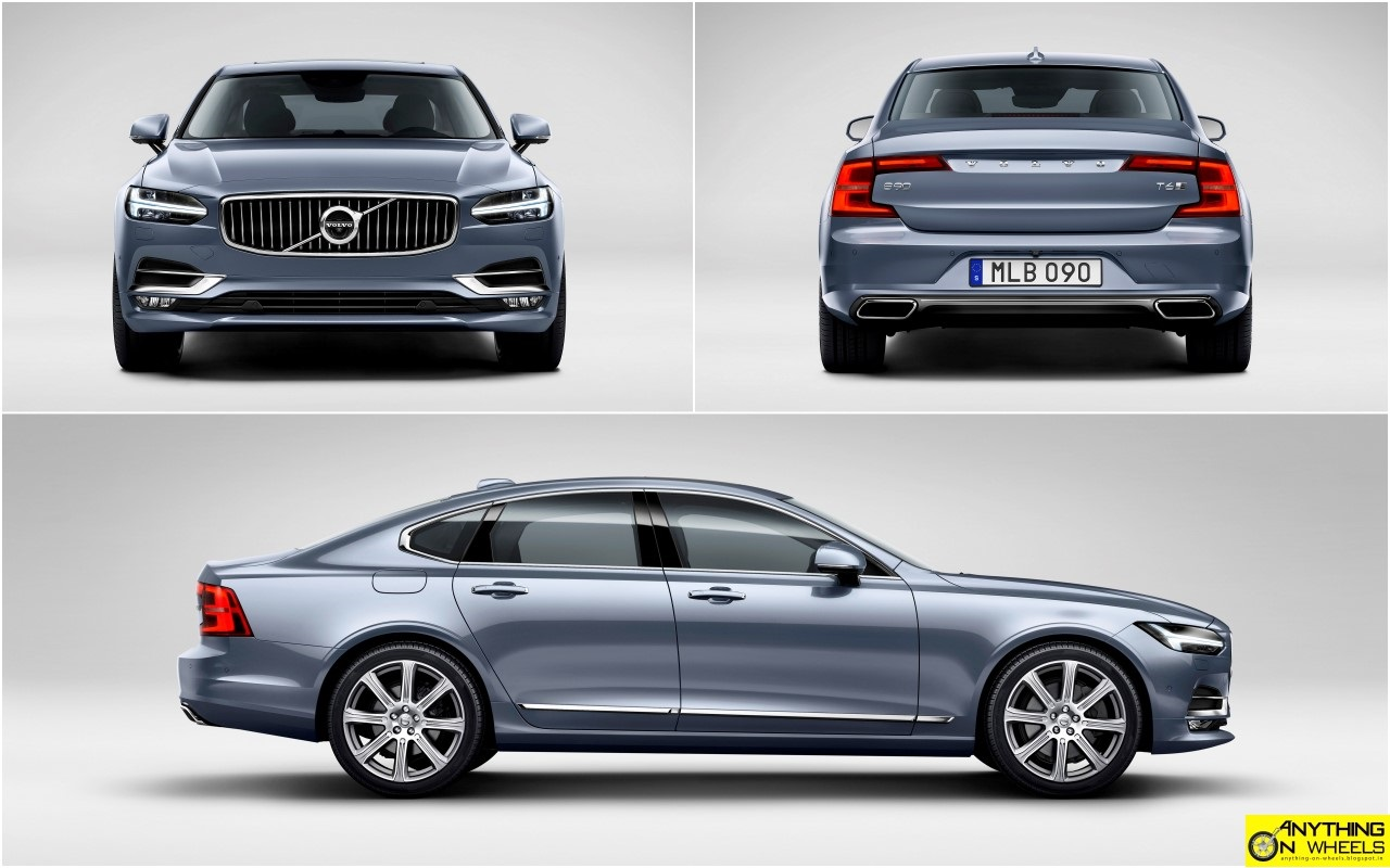 Anything On Wheels Volvo S90 Launched In India At 53 5 Lakhs