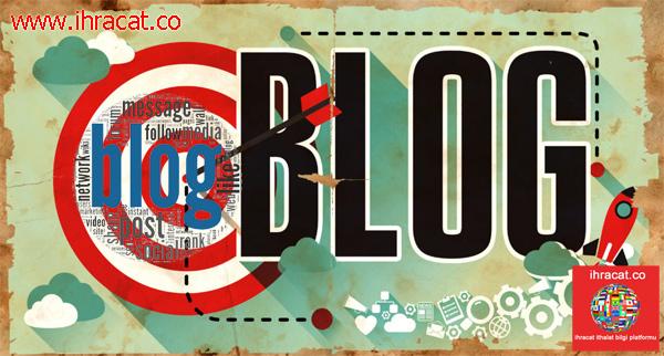company blogs, firma bloglari