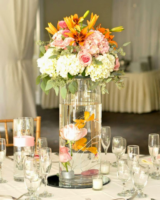 Getting Creative with Your Centerpieces