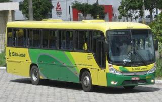 Linha de ônibus começa atuar em Baraúna a partir desta segunda (05)