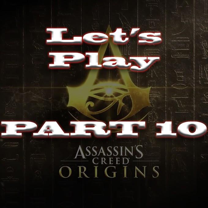 Tech Boy plays Assassin's Creed Origins P10