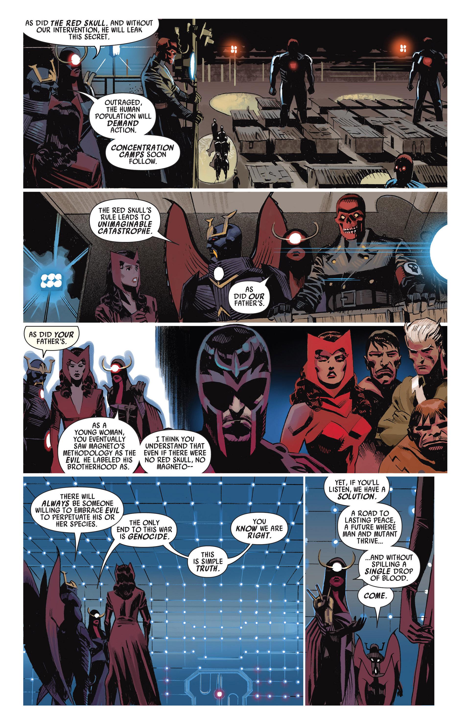 Read online Uncanny Avengers (2012) comic -  Issue #11 - 5