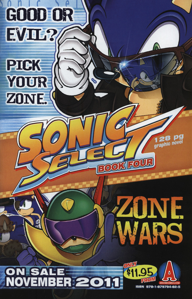 Read online Sonic The Hedgehog comic -  Issue #231 - 35