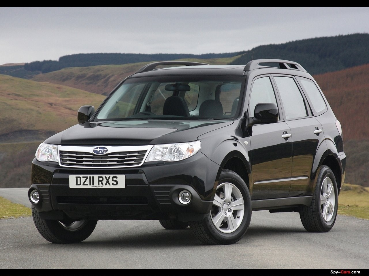 Subaru - Auto twenty-first century: 2011 Subaru Forester