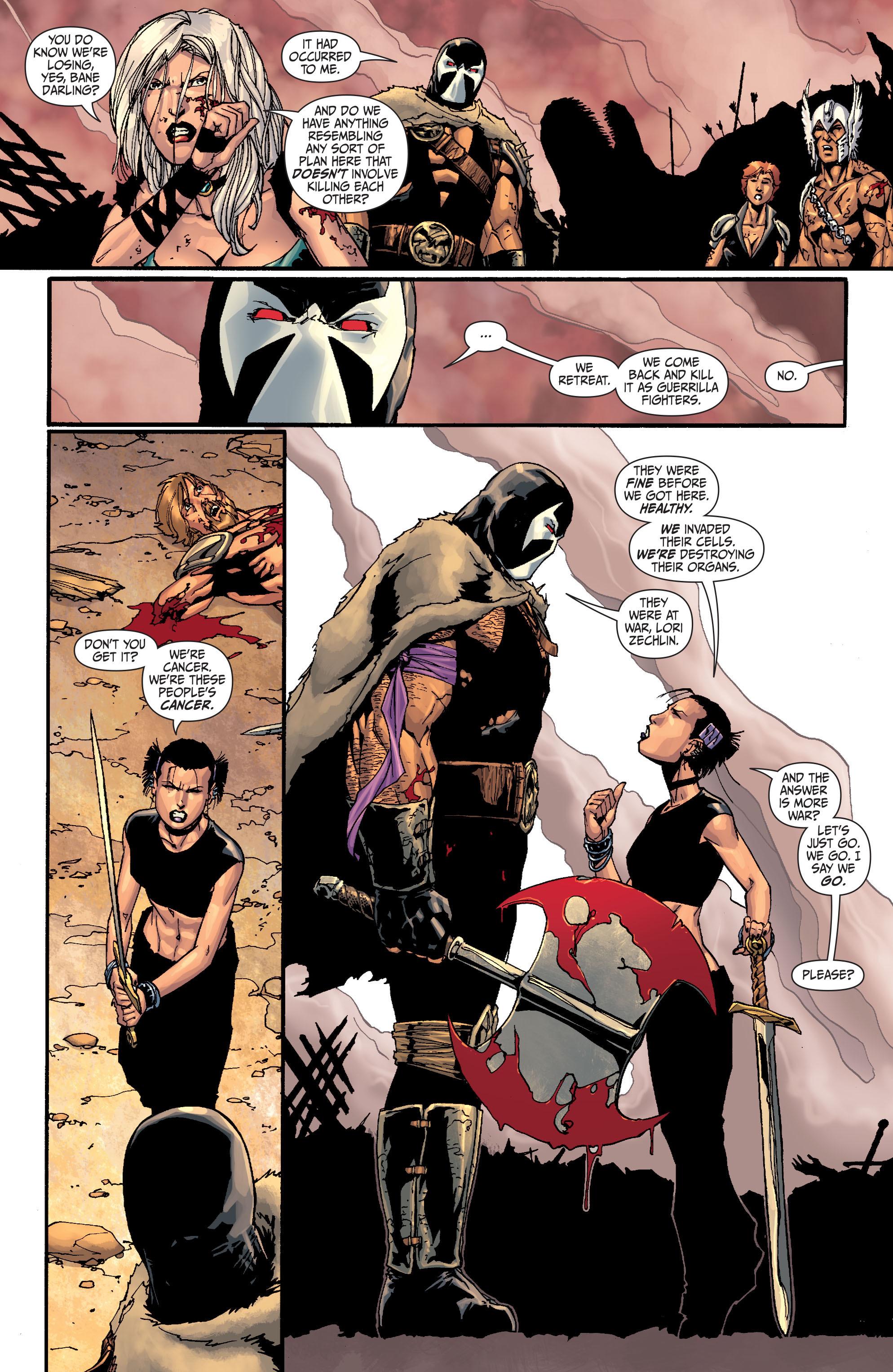 Read online Secret Six (2008) comic -  Issue #28 - 12