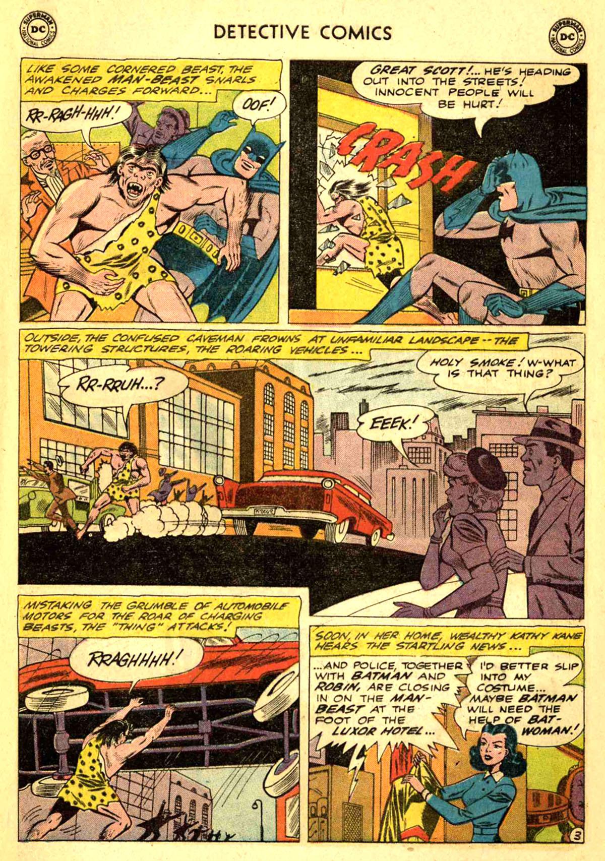 Detective Comics (1937) 285 Page 4