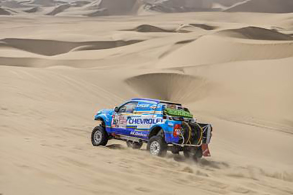 equipo-Chevrolet-Dakar-Rally-2019-desierto-Sudamérica-deportes