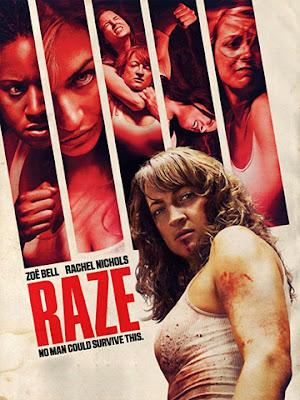 RAZE: CORRER OU MORRER (2017) Dublado e Legendado HD 720p