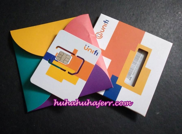 Dah Bertukar Ke Unifi Mobile, Harap Dapat Data Percuma Je....