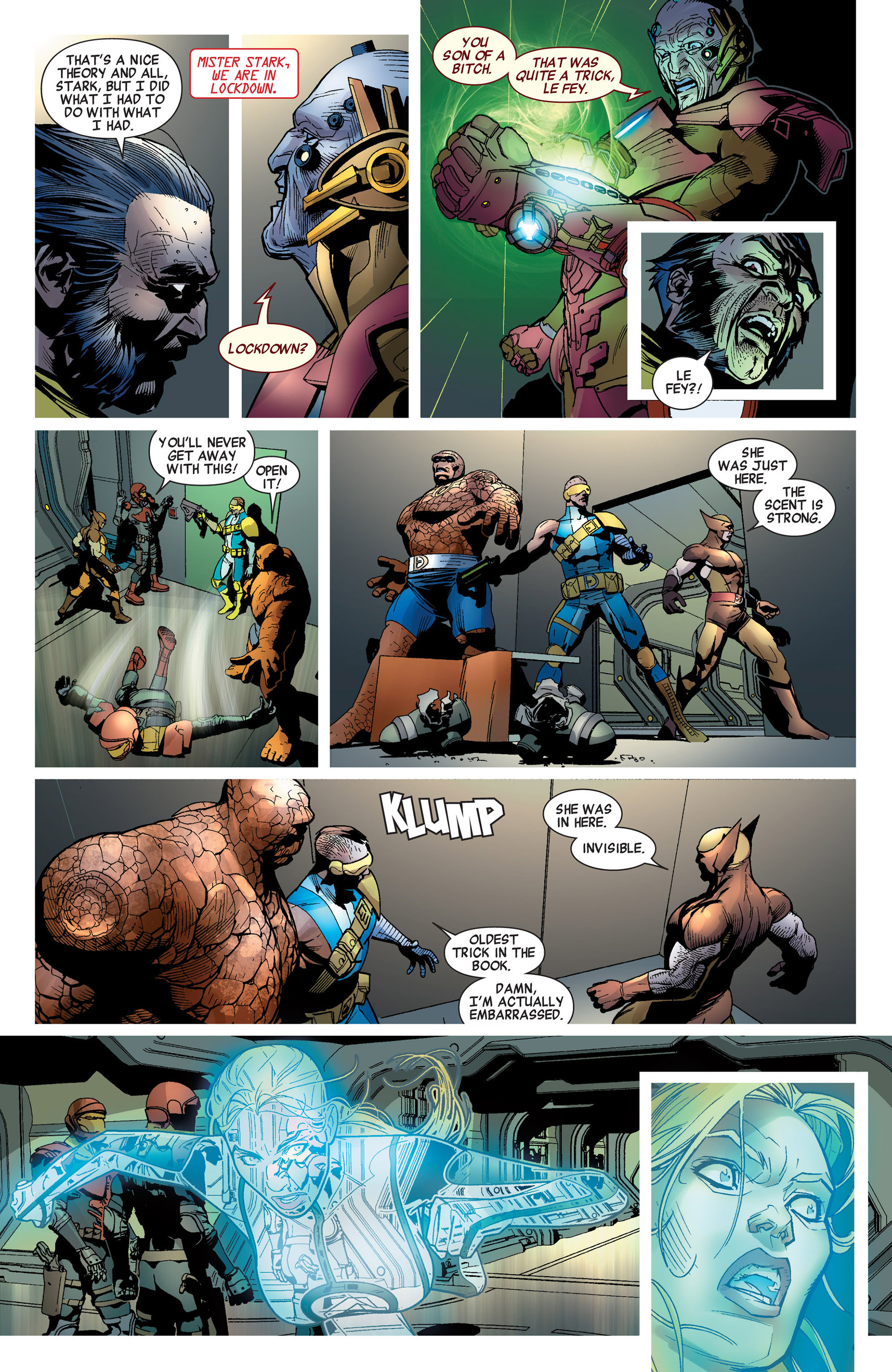 Read online Age of Ultron comic -  Issue #8 - 12