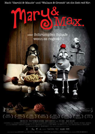 mary and max autism